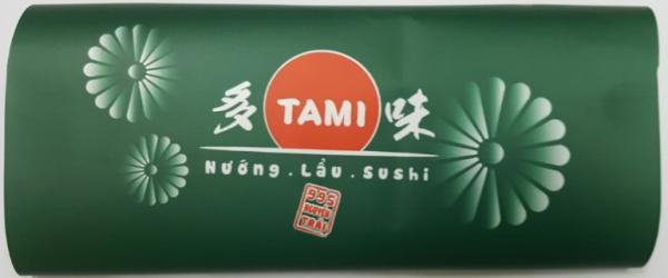 lẩu nướng sushi